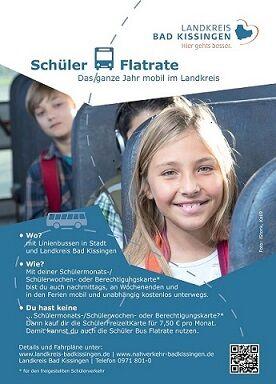 Schüler Flaterate