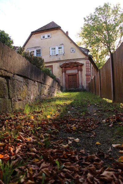 Die alte Schule von Waizenbach